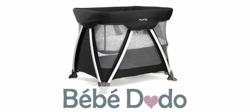lit parapluie mini sena de nuna b b dodo. Black Bedroom Furniture Sets. Home Design Ideas